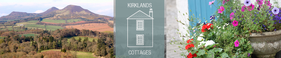 Kirklands Self Catering Holiday Cottages Melrose Scotland